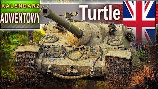 Turtle Mk. I - kalendarz adwentowy - DZIEŃ 2 - World of Tanks