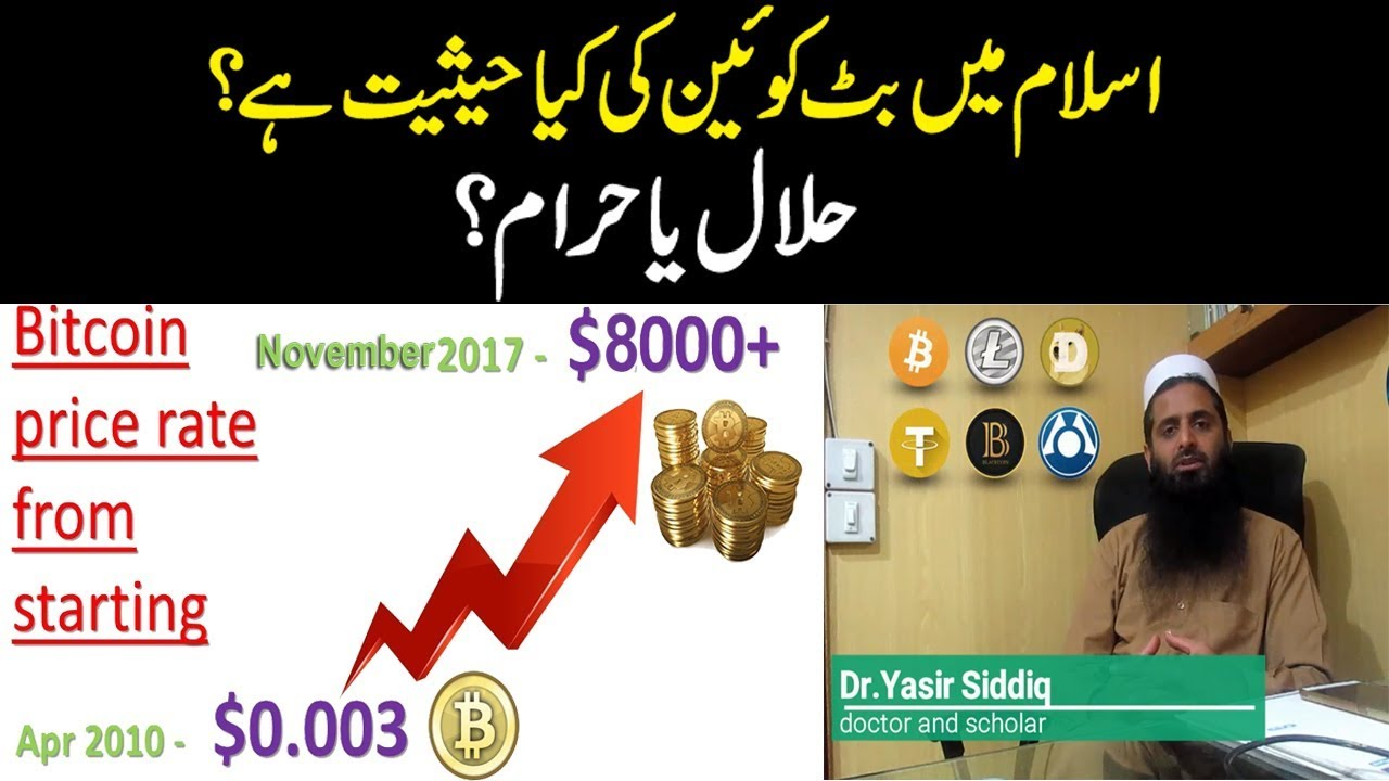 Is investing in cryptocurrency halal