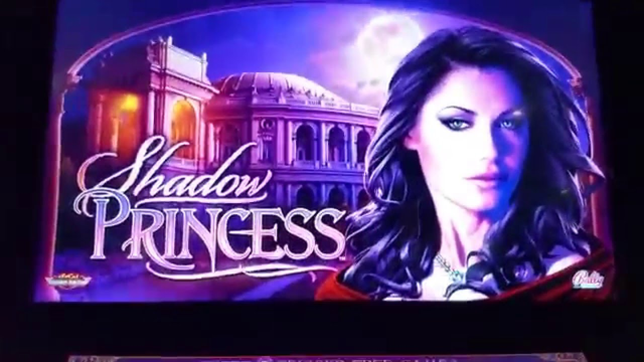 Shadow Princess Slot Machine