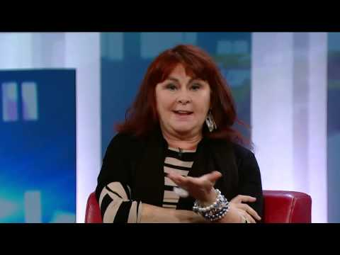 Mary Walsh On George Stroumboulopoulos Tonight: INTERVIEW