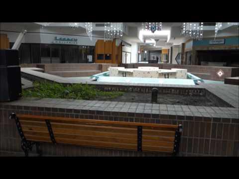 The Hampton Square Mall, Essexville, Michigan