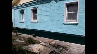 видео Обшивка цоколя профлистом: особенности