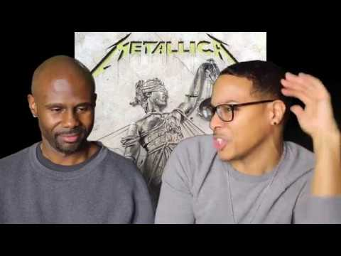 Metallica  One REACTION!!!
