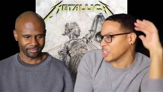 connectYoutube - Metallica - One (REACTION!!!)