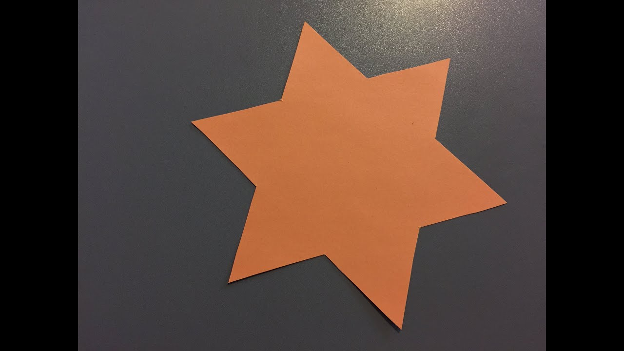 Comment dessiner une etoile 6 branches how to draw a star with 6 branch youtube - Dessiner des etoiles ...