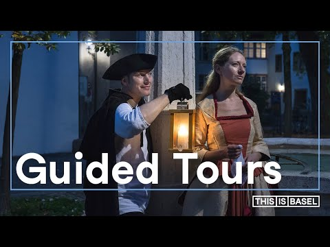 Guided Tours in Basel