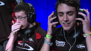Complexity vs Impact - Games 3 and 4 - Grand Final - Anaheim 2013