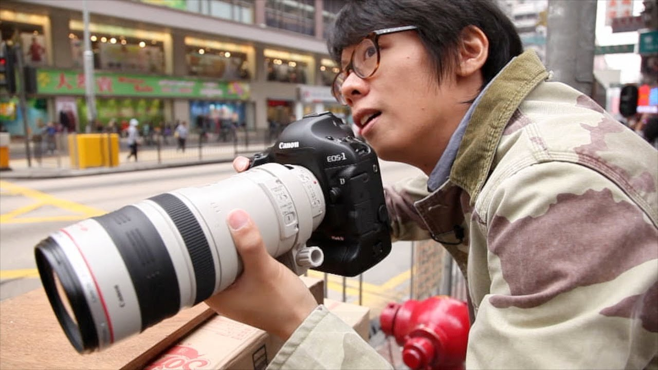Canon EF 100 400mm F 45 56 L IS USM Lens Review