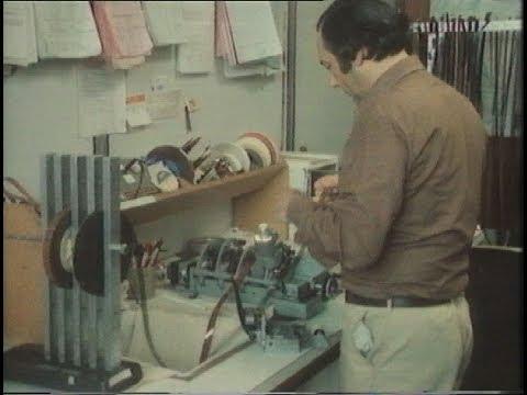Film Editing  Magpie  Children's TV  1977