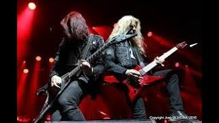 Arch Enemy All Guitar Solos 1996 - 2017