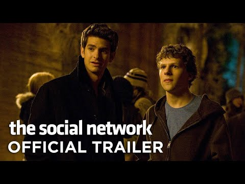 THE SOCIAL NETWORK - Official Trailer (HD) Mp3