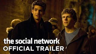THE SOCIAL NETWORK - Official Trailer (HD) thumbnail