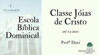 Classe Jóias de Cristo