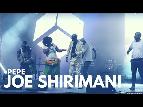JOE SHIRIMANI- PEPE (LIVE @ MAPUNGUBWE ARTS FESTIVAL 2017)