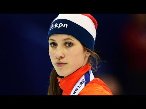 Suzanne Schulting wins gold medal at short track at Winter ...