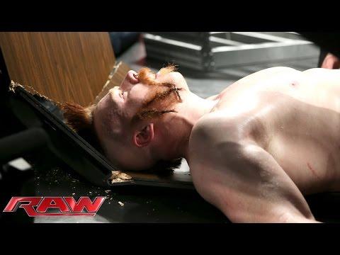 Roman Reigns Zettelt Einen Brawl Mit Sheamus An: Raw – 7. Dezember 2015