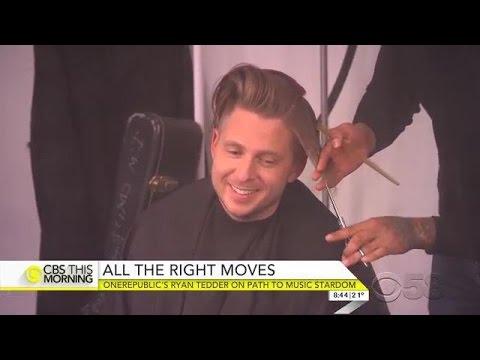 Ryan Tedder on CBS This Morning (TV version)