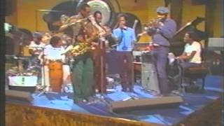 Donald Byrd performs 'Blackbyrd' at the Montreux Jazz Festival 1973