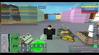 The Conquerors 3 Roblox gamplay WW2