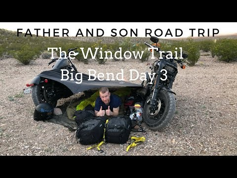 Moto Camping Trip (Day 3 Part 1)