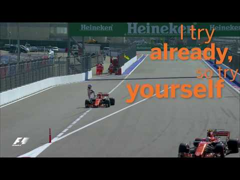 Alonso's Patience Runs Thin In Russia | F1 Best Team Radio 2017