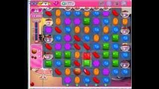 Candy Crush Saga 521 LEVEL