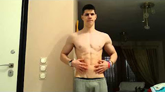 Insane Physique Update   How Am I Getting Ripped?   16