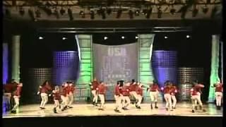 2012 u4ria dance crew hip hop international las vegas