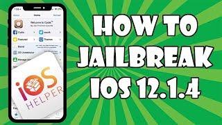 PANGU iOS 12.1.4 Jailbreak - NEW iOS 12 Jailbreak with WORKING CYDIA! - TUTORIAL **UPDATED**