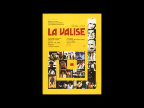 la valise ( philippe sarde ) version rare!! 1973