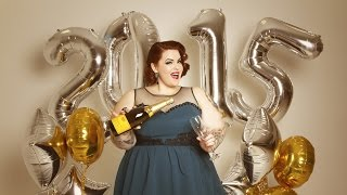 Yours Clothing How Tess Holliday Celebrates New Year's Eve 2014
