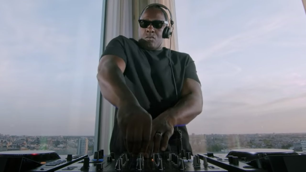 Idris Elba - Live from Amsterdam (Heineken powered by Defected)