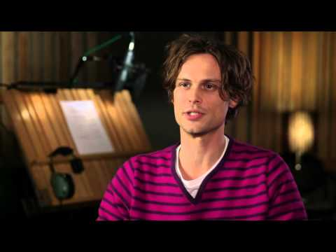 """Alvin And The Chipmunks The Road Chip """"Simon"""" Behind The Scenes Interview - Matthew Gray Gubler"""