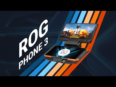 Asus ROG Phone 3 Unboxing & Review: Spec Monster!