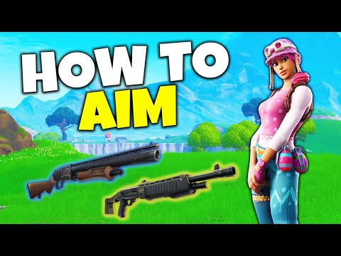 How To Hit MORE Shots! Fortnite Shotgun Tips