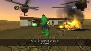 Dolphin Emulator 4.0-2745 | Hulk [1080p HD] | Nintendo GameCube