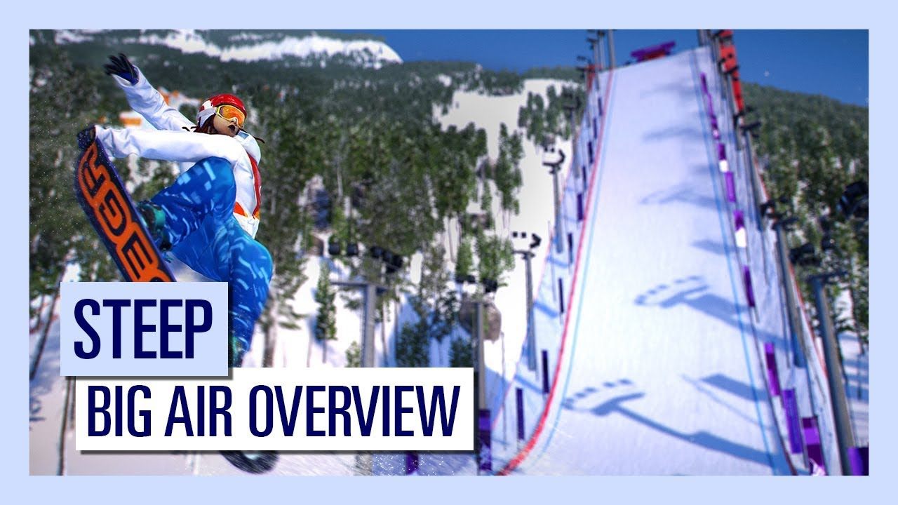 92a7fd8e5cf2 STEEP - Olympic Event Overview   Big Air - YouTube