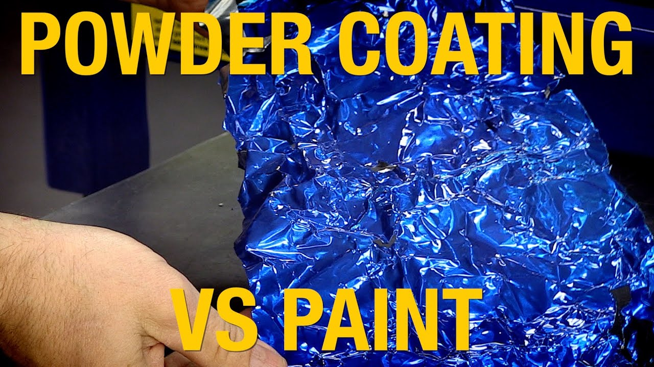 powder coating vs paint why powder coating is more durable than paint eastwood youtube. Black Bedroom Furniture Sets. Home Design Ideas