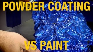 Powder Coating vs Paint - Why Powder Coating Is More Durable Than Paint - Eastwood