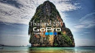 Thailand 2017 | GoPro Hero5 Aftermovie | Bangkok - Phuket