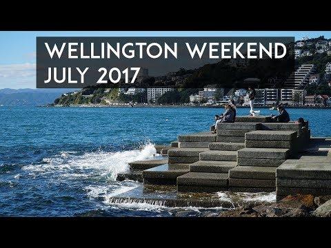 Wellington New Zealand, Weekend Getaway
