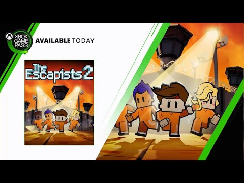 Xbox Game Pass | The Escapists 2