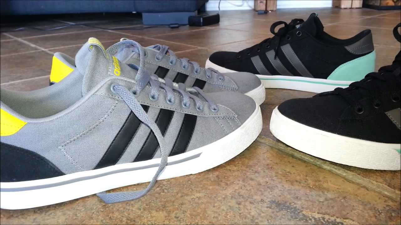 adidas neo label classic vulc samples youtube. Black Bedroom Furniture Sets. Home Design Ideas
