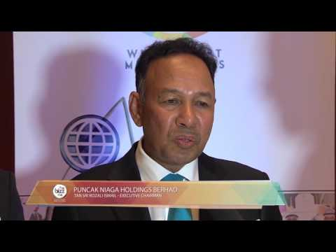 Bizz Europe 2016 Puncak Niaga Holdings Berhad Youtube