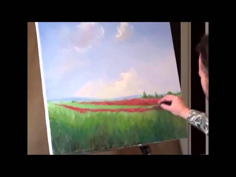 Exceptionnel Per dipingere un quadro su tela di formazione corsi di pittura  FK11