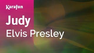 Karaoke Judy - Elvis Presley *