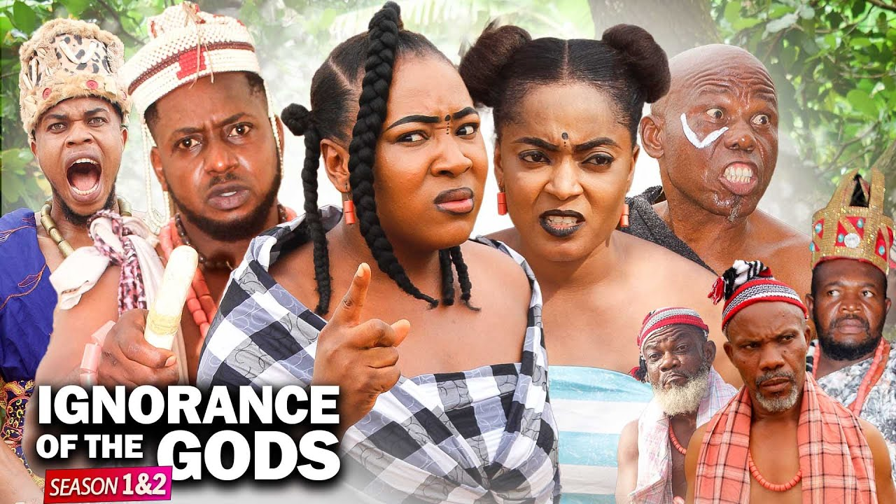 Download IGNORANCE OF THE GODS EPISODE 2 (New Hit Movie) 2021 LATEST NIGERIAN VILLAGE MOVIE/ NOLLYWOOD MOVIE