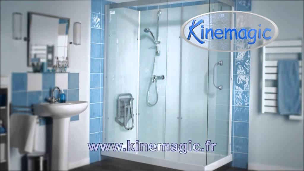Remplacer votre baignoire par une douche toute hauteur youtube - Remplacer baignoire par douche ...