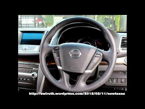 Nissan New Teana 2012, Minor Change