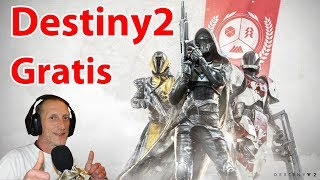 Destiny2 Gratis/free download bis zum 18.11.